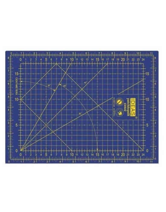 Base corte patchwork 30x22 cm