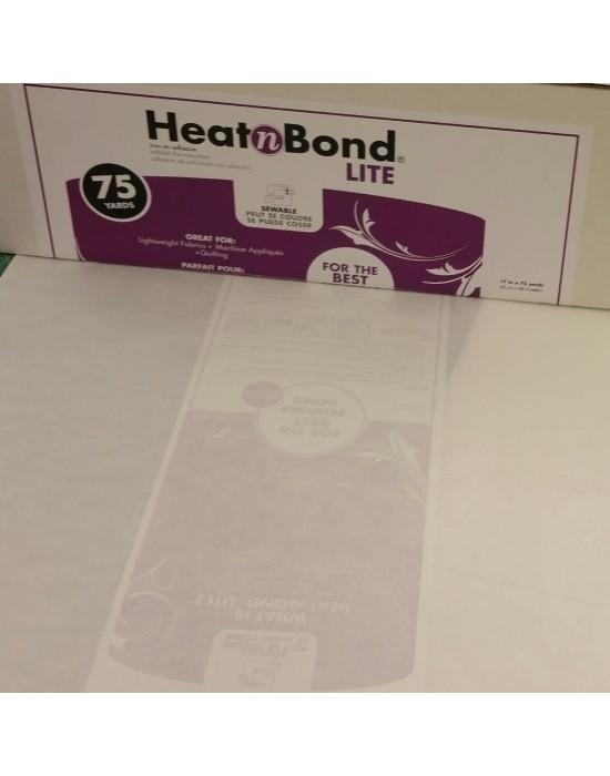 Entretela heat n bond 43 cm ancho