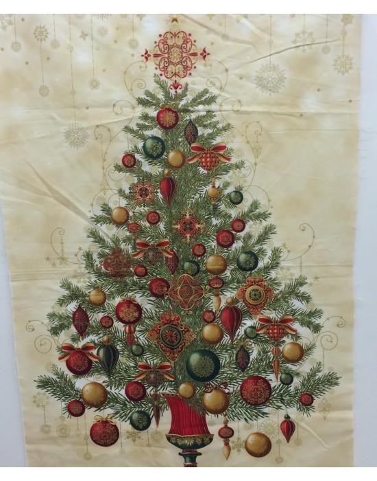 Telas navidad manualidades patchwork - Arbol de navidad de tela ...