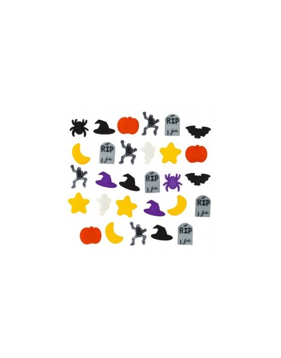 Botones Dress it up- Halloween Collection Fright Night