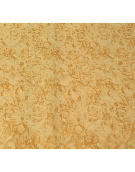 Tela patchwork marmoleada  mostaza 10 x 150cm
