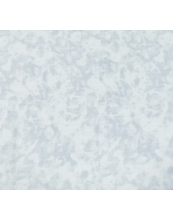 Tela patchwork marmoleada  Azul claro 10 x 150cm