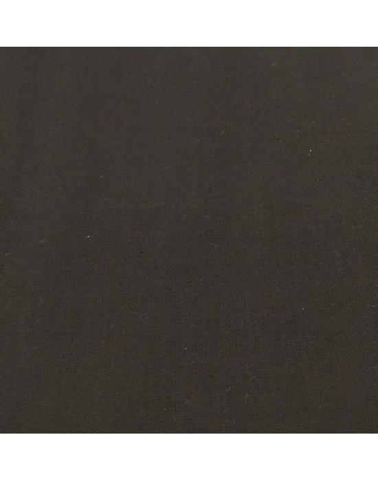 Tela lisa marrón- 10 x 110 cm