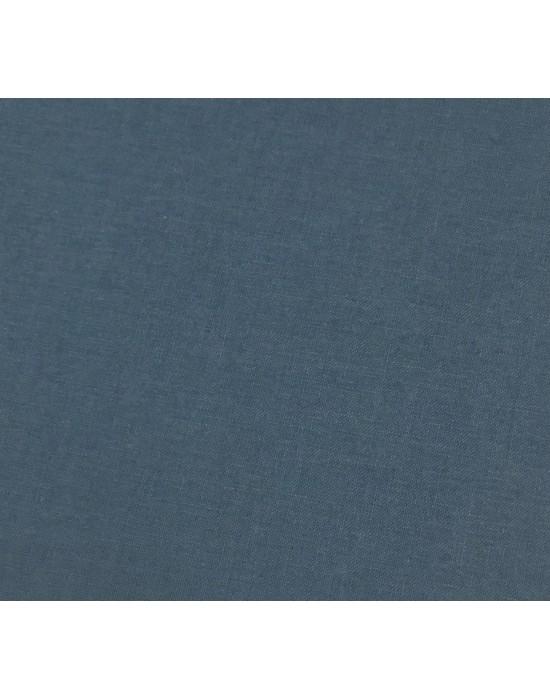 Tela lisa azul- 10 x 140 cm