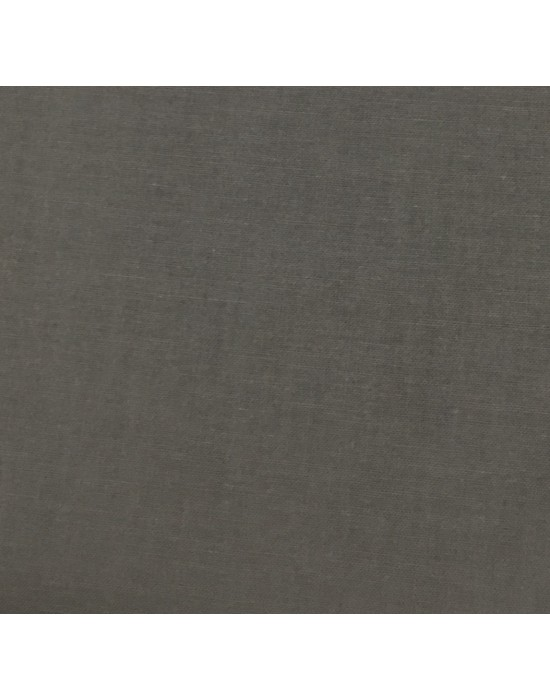 Tela lisa gris medio - 10 x 140 cm