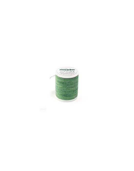 Hilo fluorecente verde