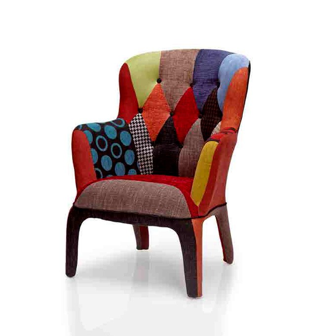 Muebles patchwork manualidades patchwork for Muebles patchwork